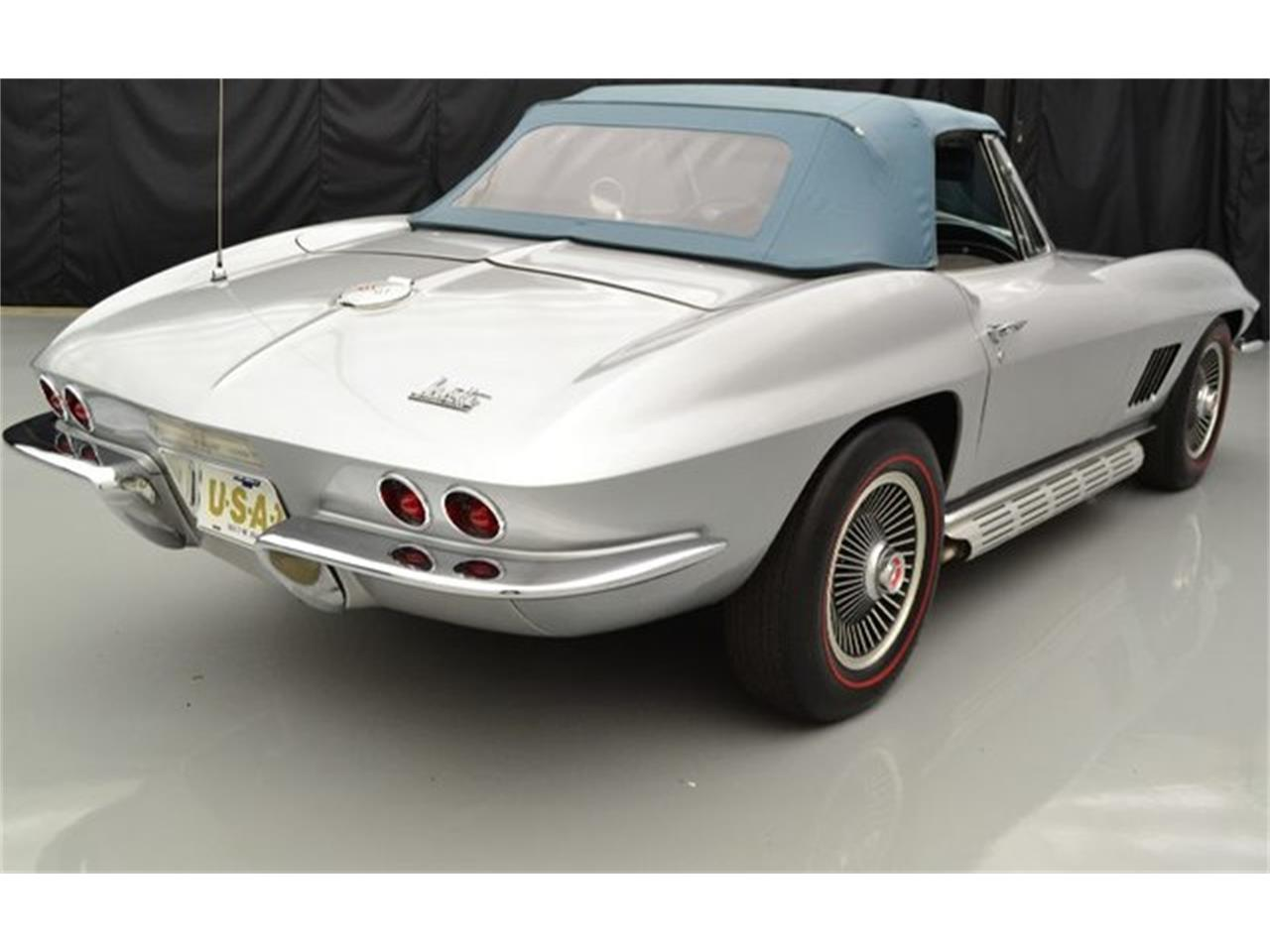 Large Picture of '67 Corvette - PGPV