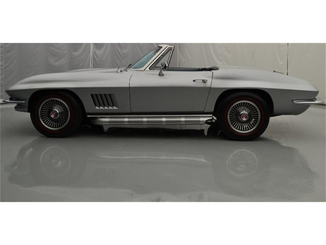 Large Picture of '67 Chevrolet Corvette located in Hickory North Carolina - $74,995.00 Offered by Paramount Classic Car Store - PGPV