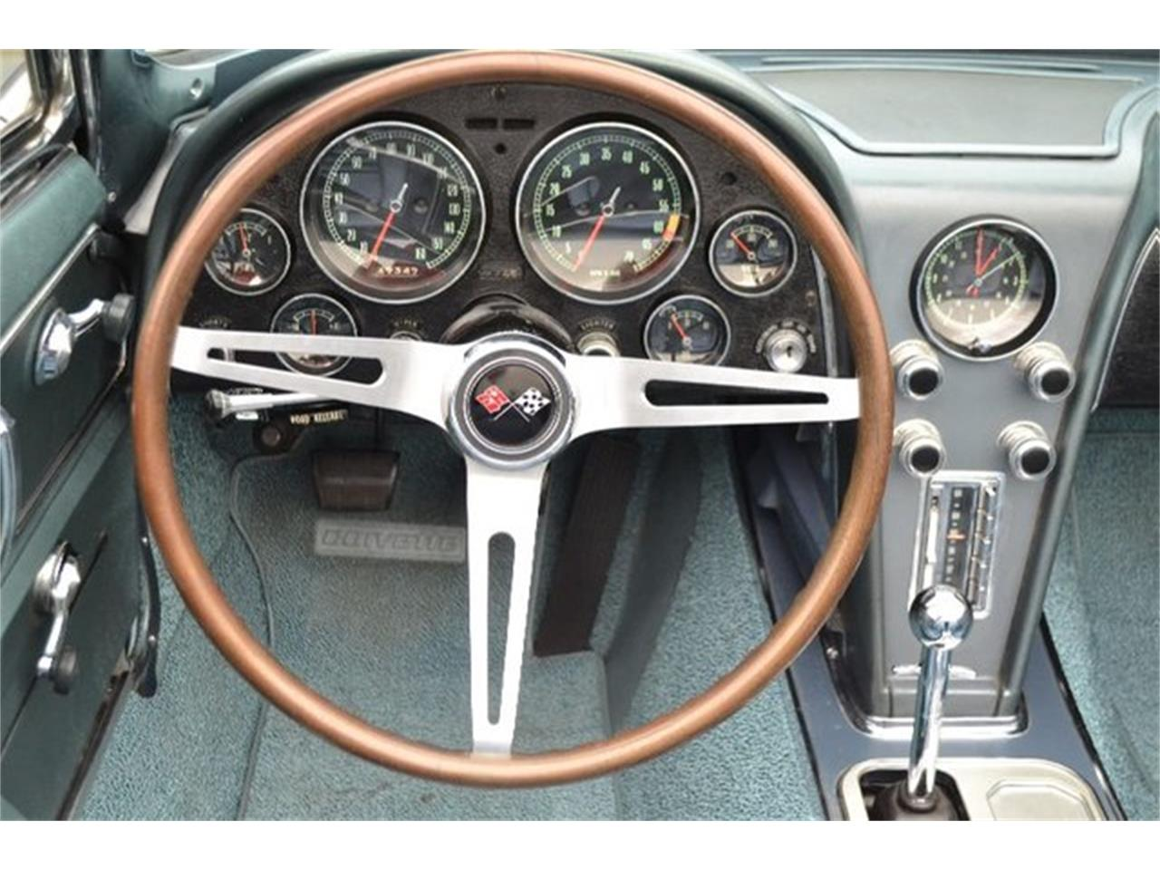Large Picture of Classic '67 Corvette located in Hickory North Carolina - $74,995.00 Offered by Paramount Classic Car Store - PGPV