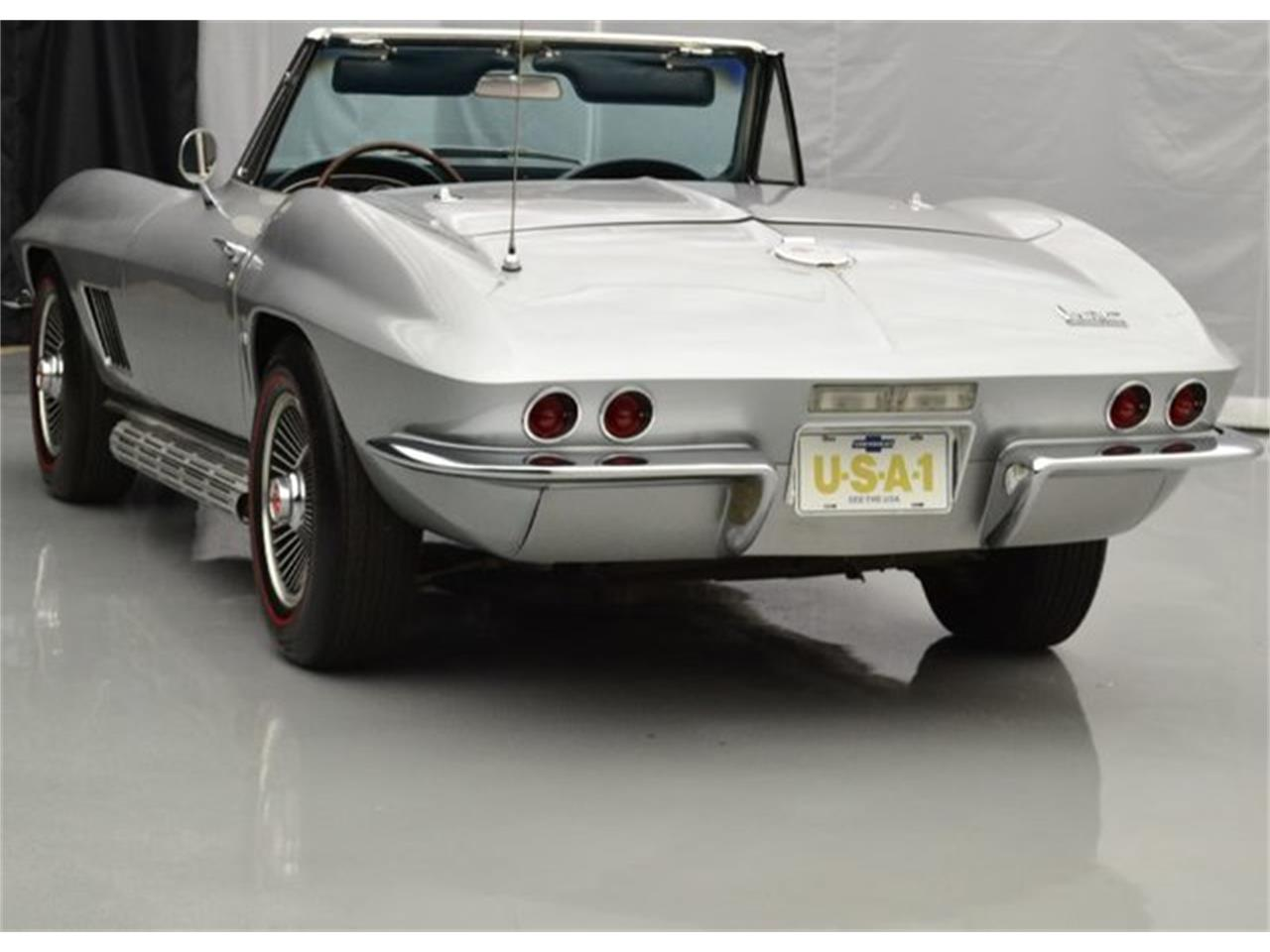 Large Picture of Classic '67 Corvette located in Hickory North Carolina - PGPV
