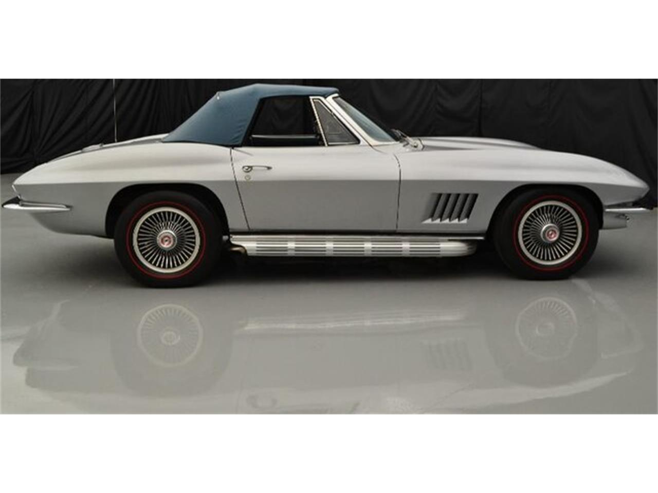 Large Picture of '67 Chevrolet Corvette located in North Carolina - $74,995.00 Offered by Paramount Classic Car Store - PGPV