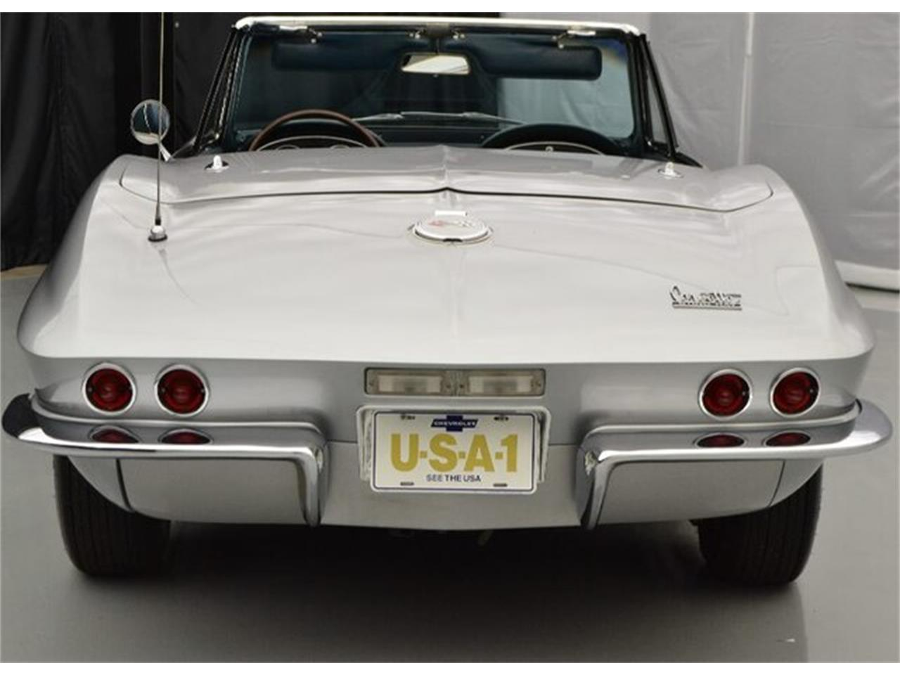 Large Picture of Classic '67 Corvette - PGPV