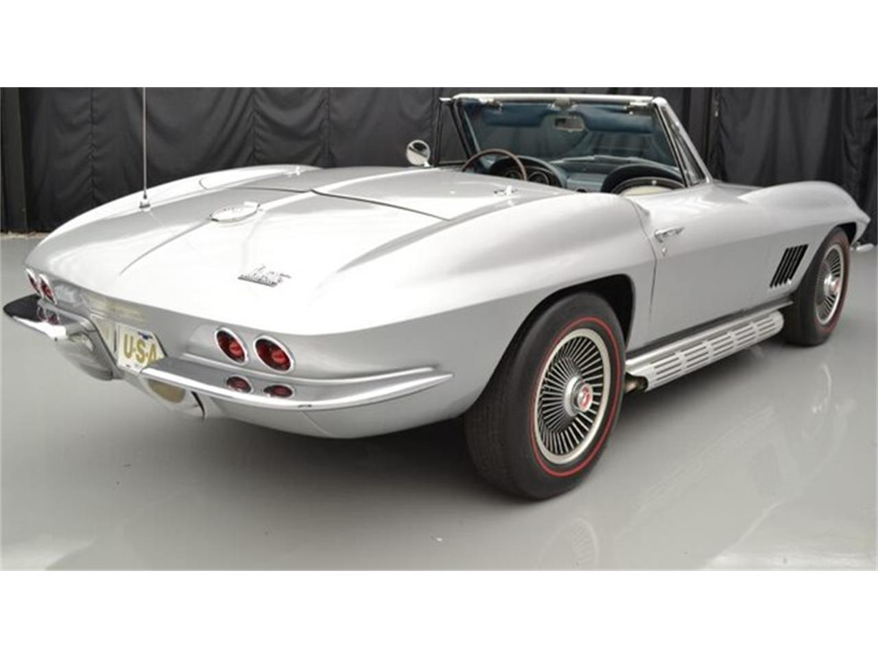 Large Picture of '67 Corvette located in North Carolina Offered by Paramount Classic Car Store - PGPV