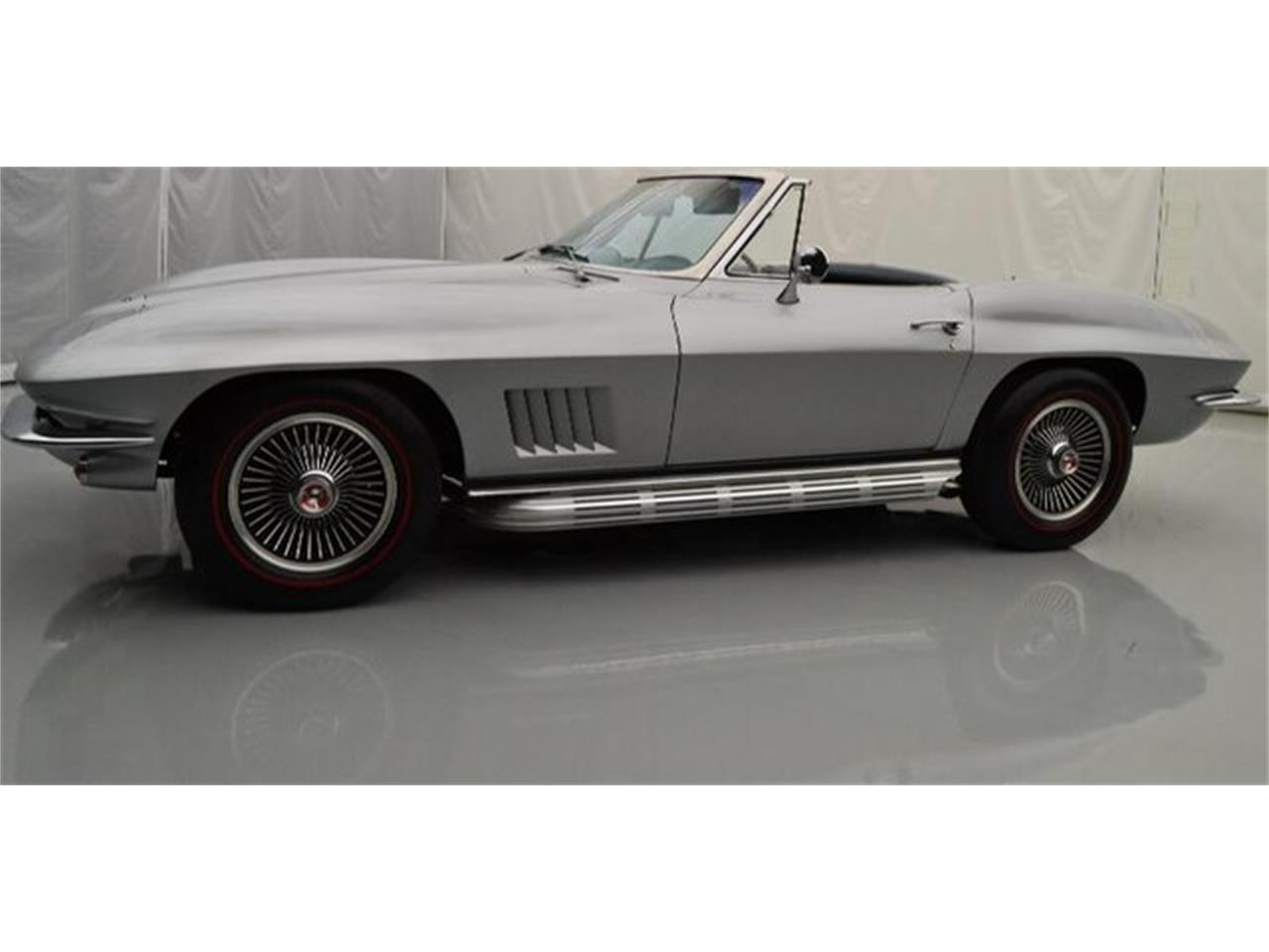 Large Picture of 1967 Corvette - PGPV