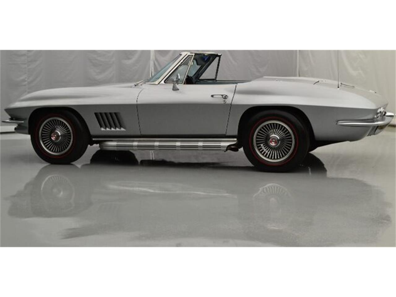 Large Picture of Classic 1967 Chevrolet Corvette located in Hickory North Carolina - PGPV