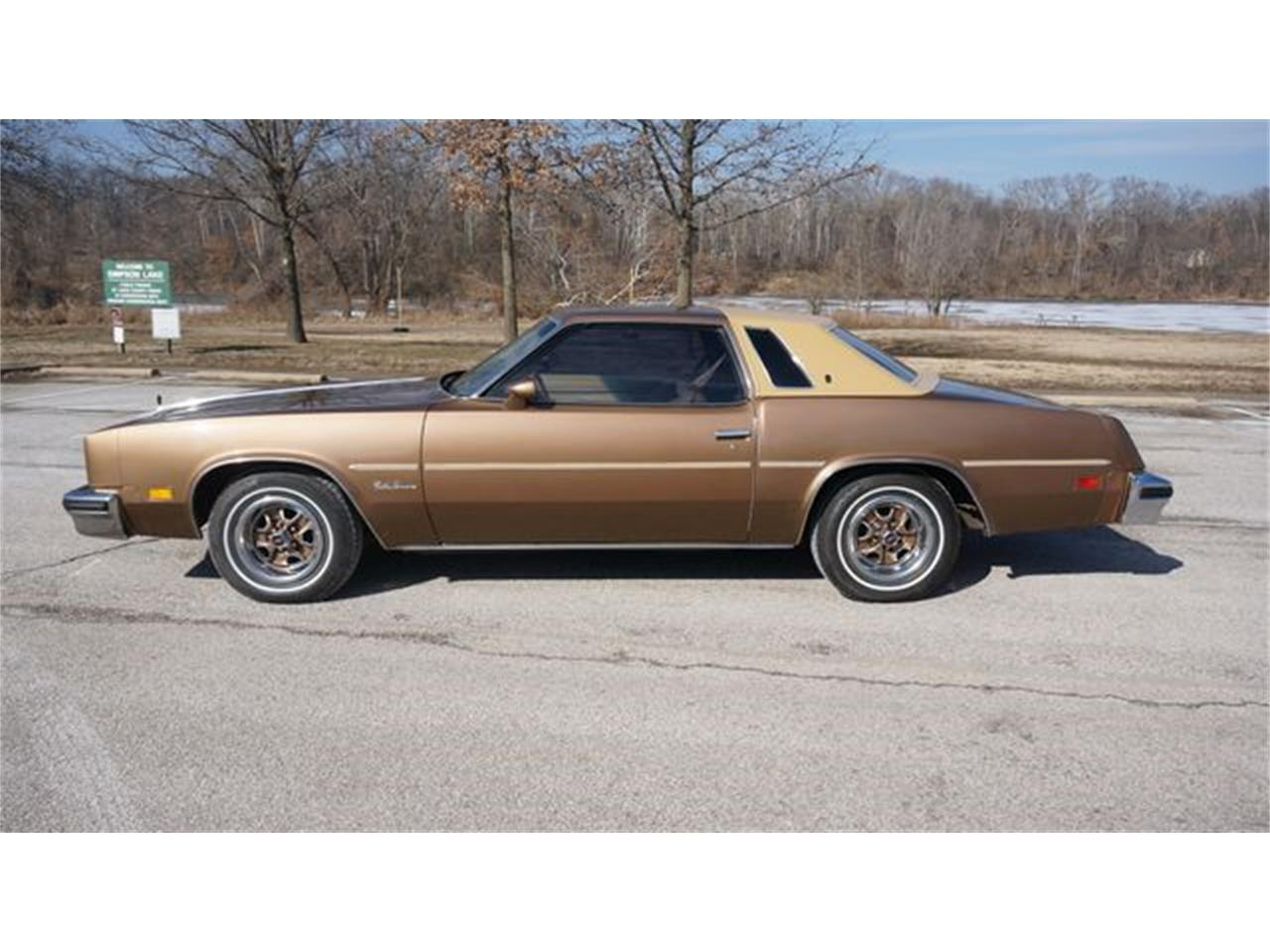 Large Picture of '76 Oldsmobile Cutlass located in Missouri - PGQ1