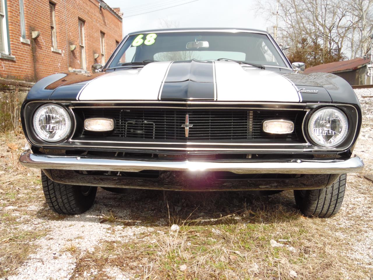 Large Picture of '68 Chevrolet Camaro located in Paris  Kentucky Offered by Central Kentucky Classic Cars LLC  - PGQ2