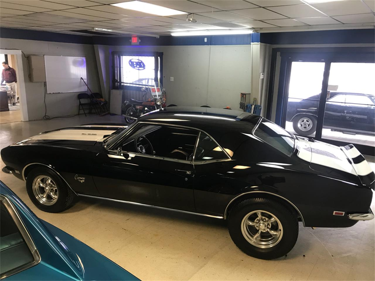 Large Picture of 1968 Chevrolet Camaro Offered by Central Kentucky Classic Cars LLC  - PGQ2