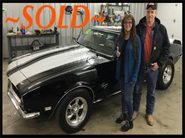 Picture of Classic 1968 Chevrolet Camaro - $49,500.00 Offered by Central Kentucky Classic Cars LLC  - PGQ2