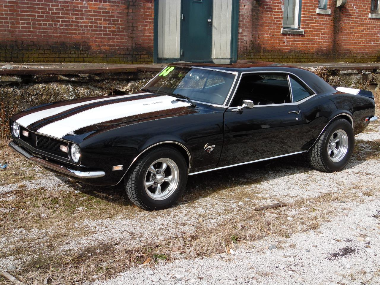 Large Picture of Classic '68 Camaro Offered by Central Kentucky Classic Cars LLC  - PGQ2