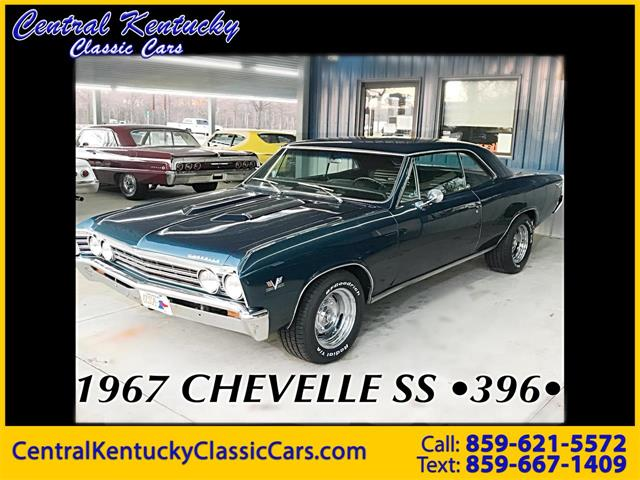 Picture of Classic 1967 Chevrolet Chevelle Offered by  - PGQ4