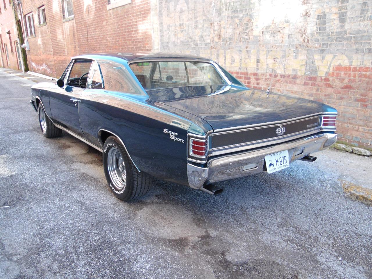 Large Picture of '67 Chevelle - PGQ4