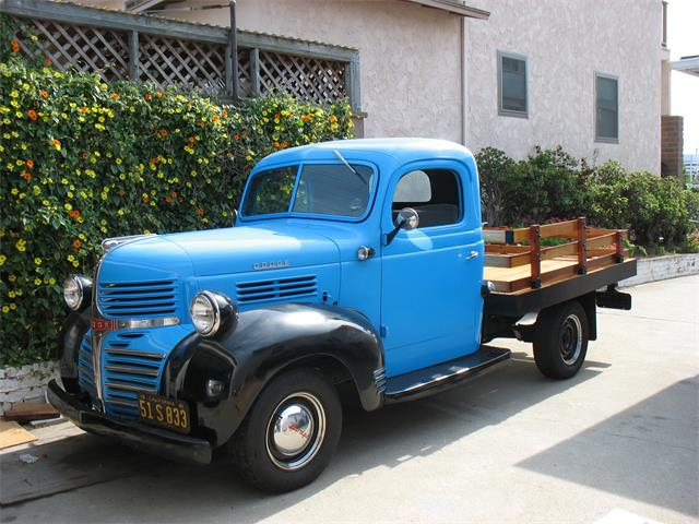 Picture of Classic '41 Dodge 1/2-Ton Pickup - PGQ9