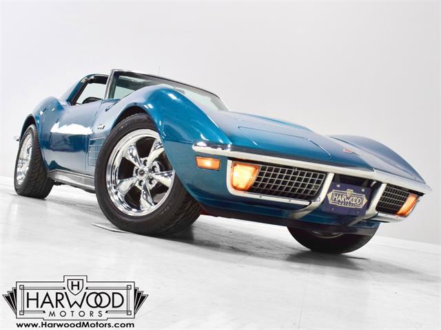 Picture of 1972 Chevrolet Corvette - PGQE