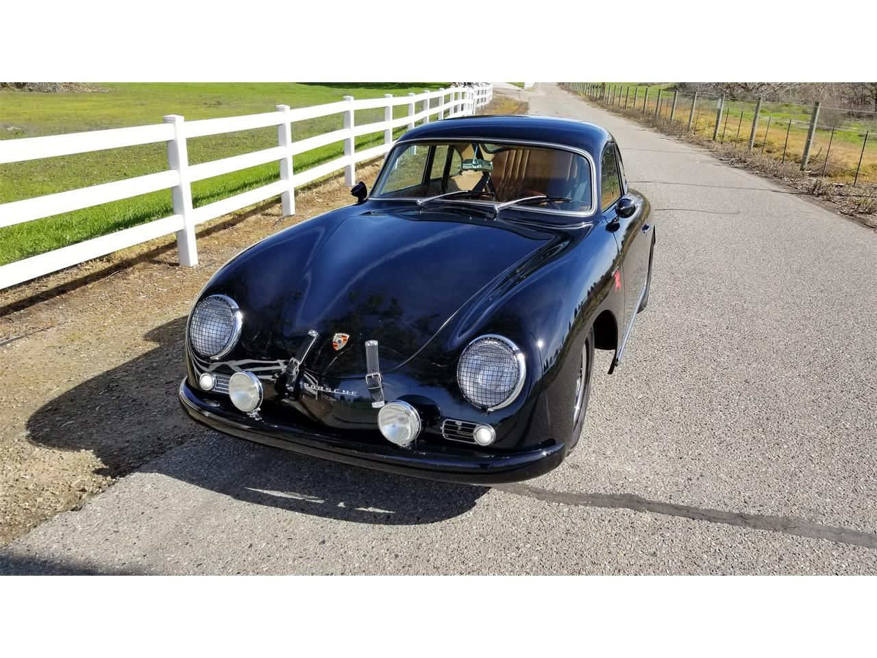 Large Picture of Classic 1957 Porsche 356A Offered by a Private Seller - PGQF