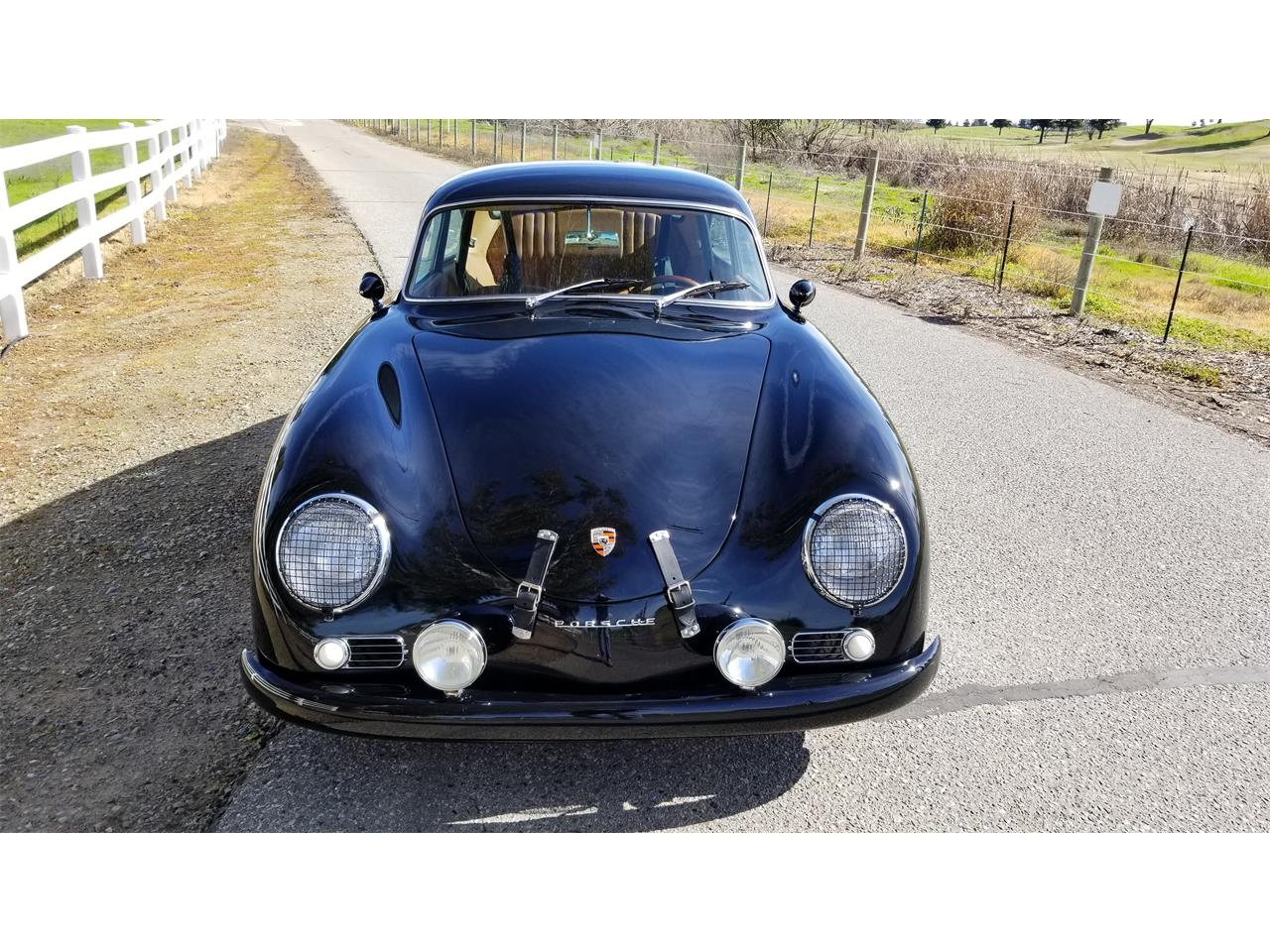 Large Picture of '57 Porsche 356A Offered by a Private Seller - PGQF
