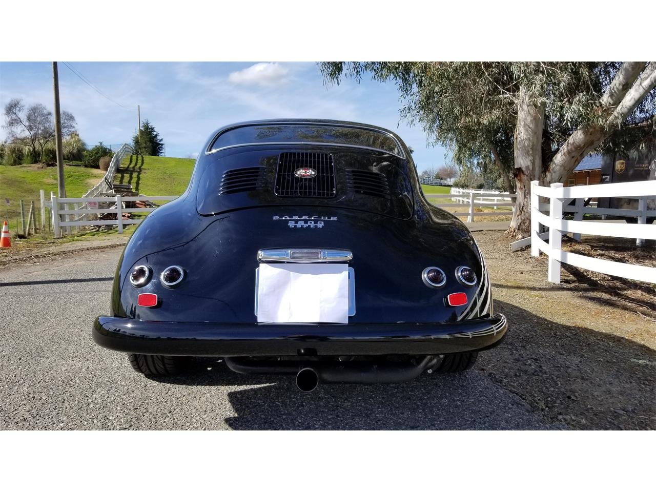 Large Picture of Classic '57 Porsche 356A located in Fresno California - $43,750.00 - PGQF
