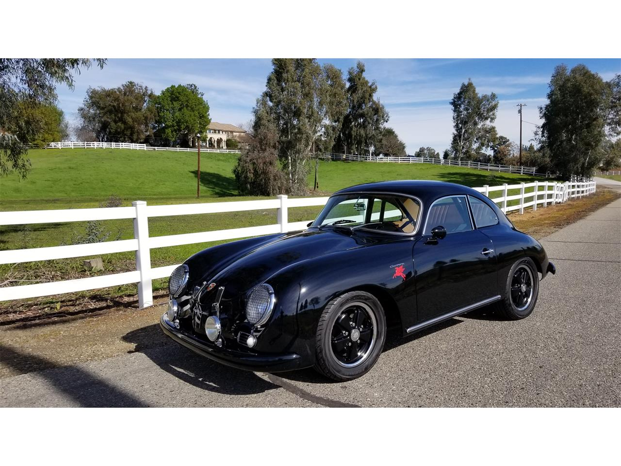 Large Picture of '57 Porsche 356A located in Fresno California - $43,750.00 Offered by a Private Seller - PGQF