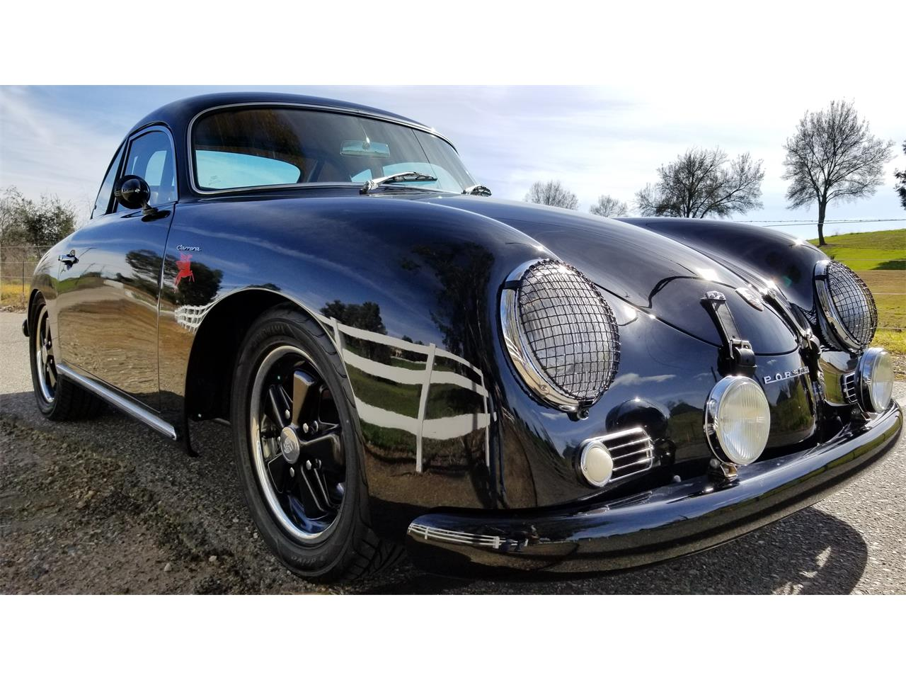 Large Picture of 1957 Porsche 356A Offered by a Private Seller - PGQF