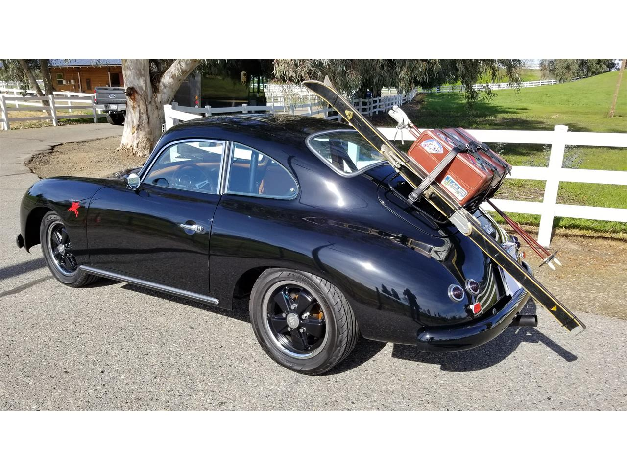 Large Picture of Classic 1957 Porsche 356A located in California - $43,750.00 Offered by a Private Seller - PGQF