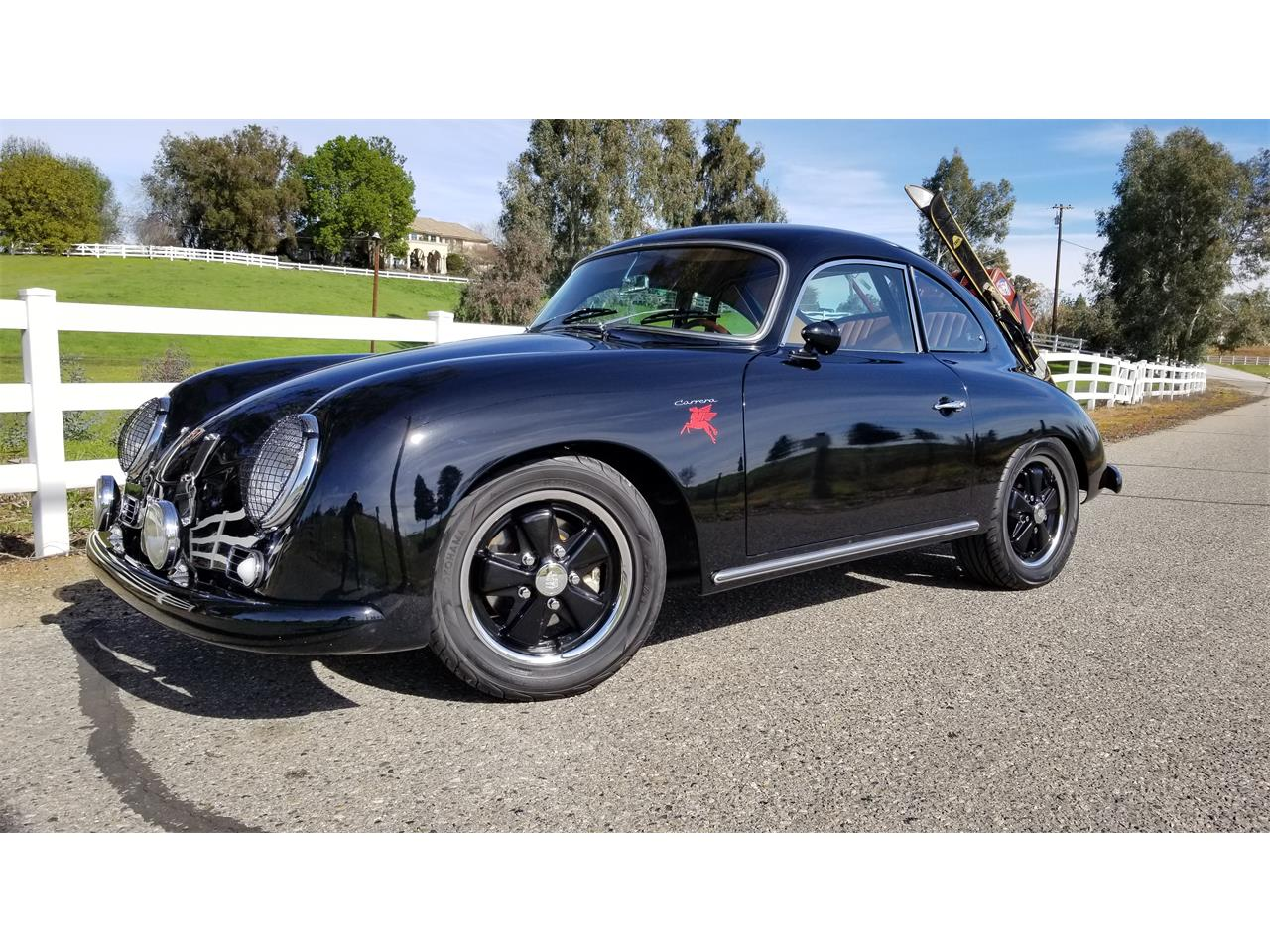Large Picture of 1957 Porsche 356A - PGQF