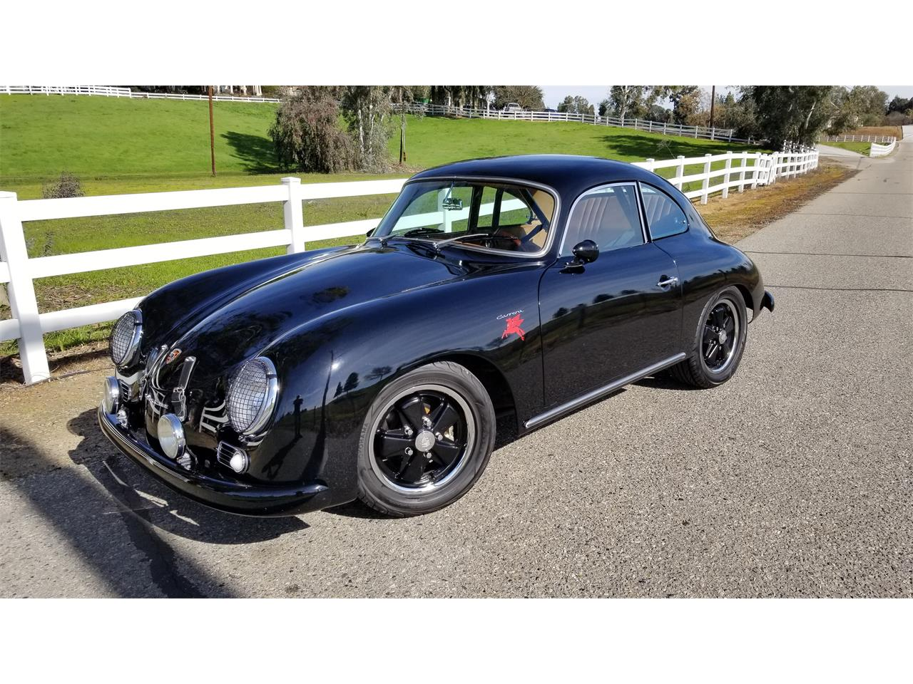Large Picture of '57 Porsche 356A located in California - $43,750.00 - PGQF