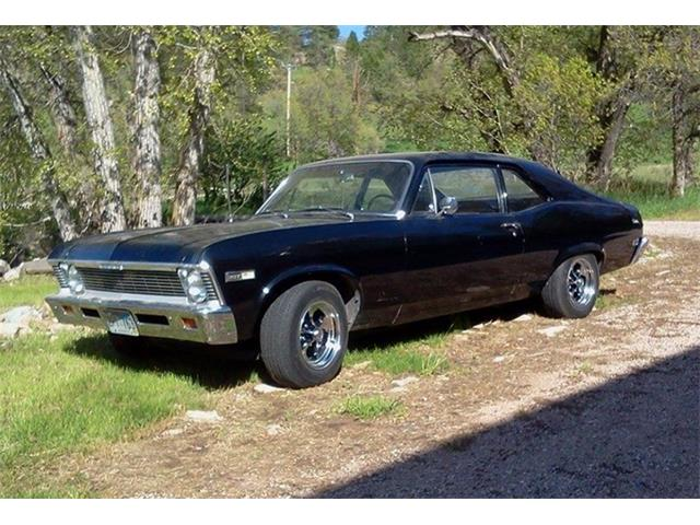 Picture of Classic 1968 Chevrolet Nova II located in South Dakota Offered by a Private Seller - PGQJ