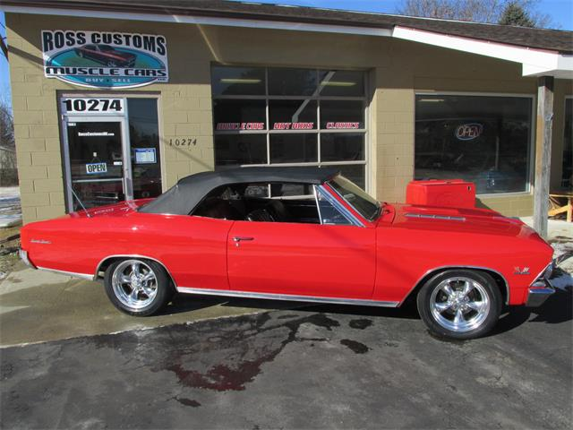 Picture of 1966 Chevrolet Chevelle SS located in Goodrich Michigan Offered by  - PGQK