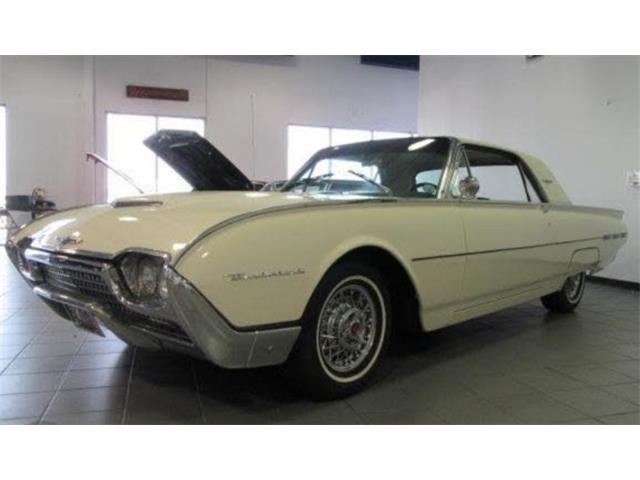 Picture of Classic '62 Ford Thunderbird located in Illinois - $15,900.00 Offered by  - PGQR