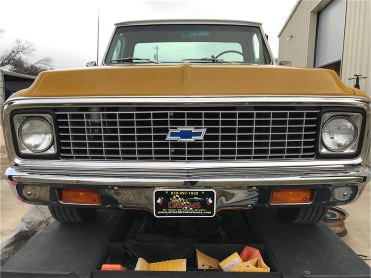 Large Picture of '72 Silverado - PGRB