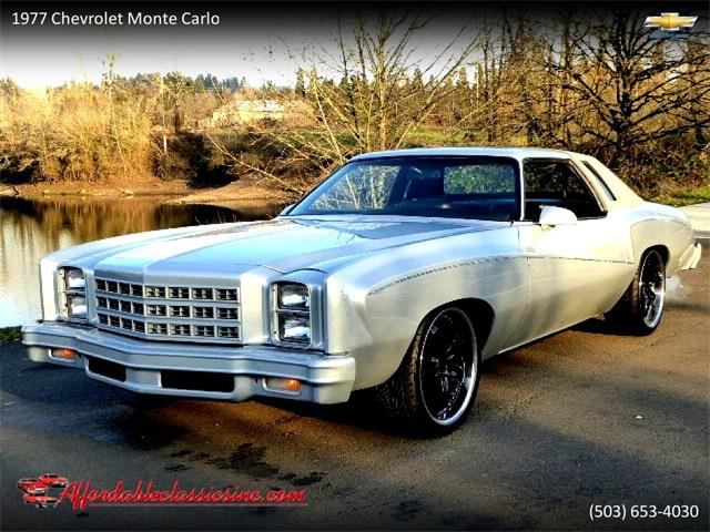 Picture of '77 Chevrolet Monte Carlo located in Gladstone Oregon - PGRD