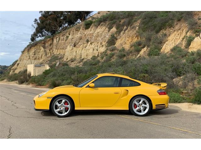 Picture of 2001 Porsche 911 Auction Vehicle - PGRG