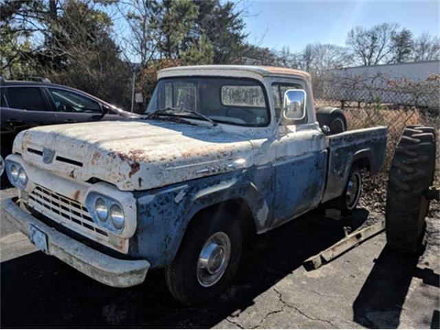 Picture of Classic '60 F100 - $3,000.00 Offered by  - PGRP