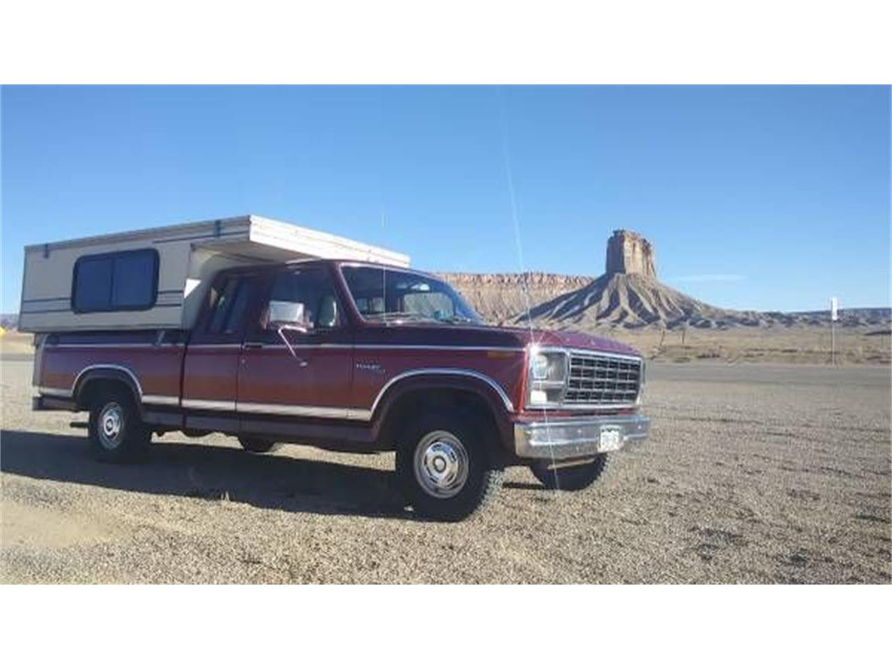 Large Picture of '80 F150 located in Michigan - $4,495.00 Offered by Classic Car Deals - PGS8