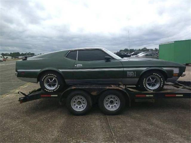 Picture of 1972 Mustang located in Michigan - PGSK