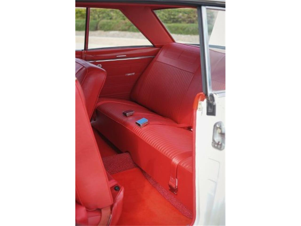 Large Picture of Classic '62 Chevrolet Nova located in Michigan Offered by Classic Car Deals - PGSN