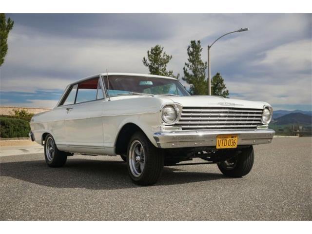 Classic Chevrolet Nova For Sale On Classiccars Com