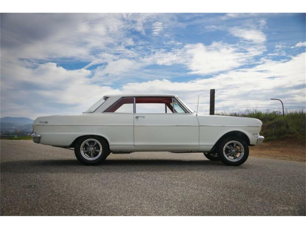 Large Picture of '62 Chevrolet Nova located in Michigan Offered by Classic Car Deals - PGSN