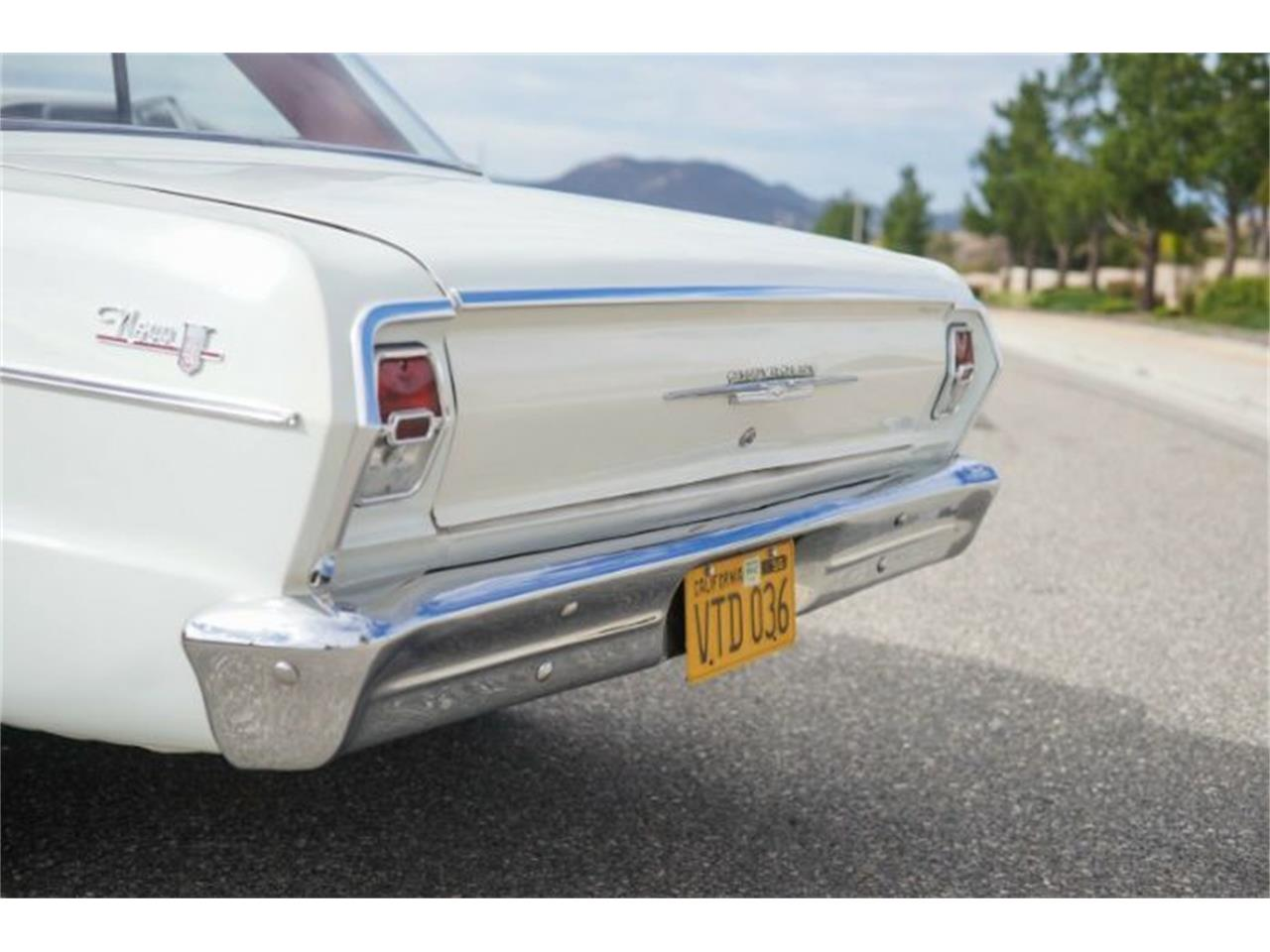 Large Picture of Classic '62 Nova located in Cadillac Michigan Offered by Classic Car Deals - PGSN
