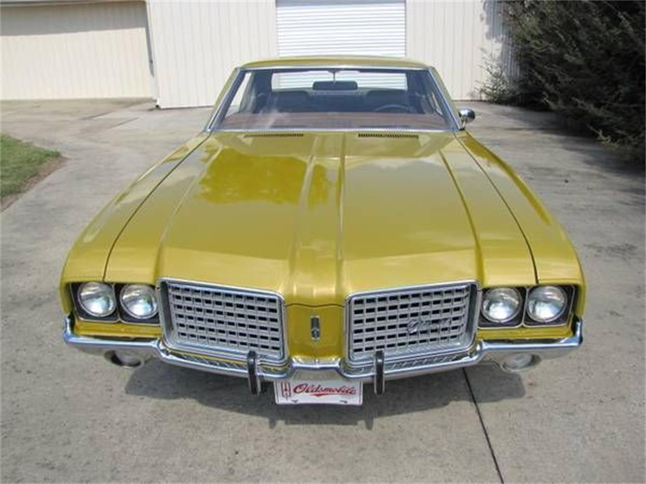 Large Picture of Classic '72 Cutlass located in Cadillac Michigan - $21,895.00 Offered by Classic Car Deals - PGSP