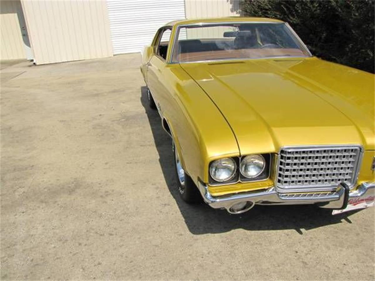 Large Picture of 1972 Oldsmobile Cutlass located in Michigan - PGSP