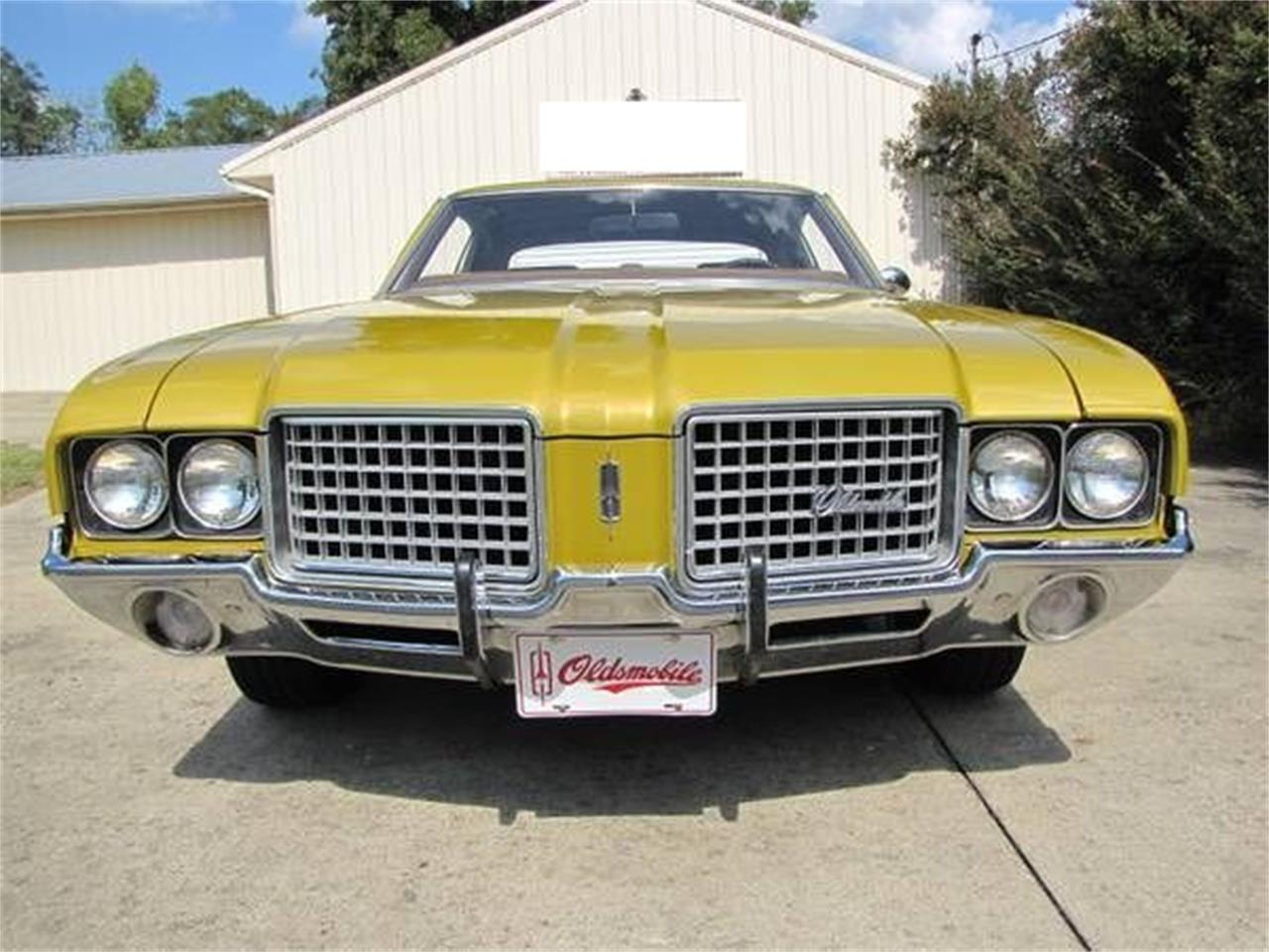 Large Picture of '72 Cutlass located in Michigan - PGSP