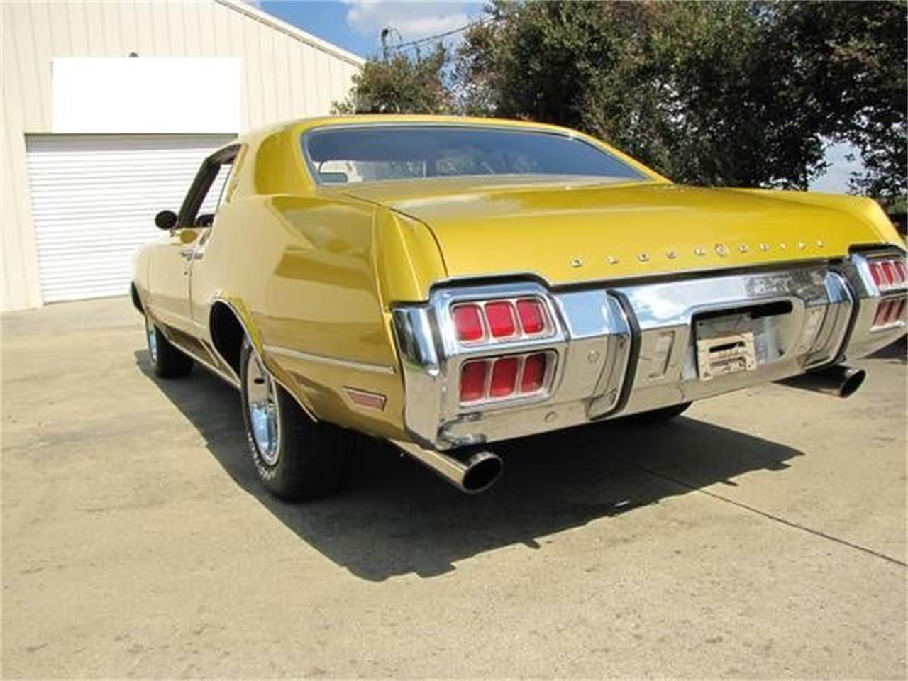 Large Picture of '72 Oldsmobile Cutlass located in Michigan - $21,895.00 - PGSP