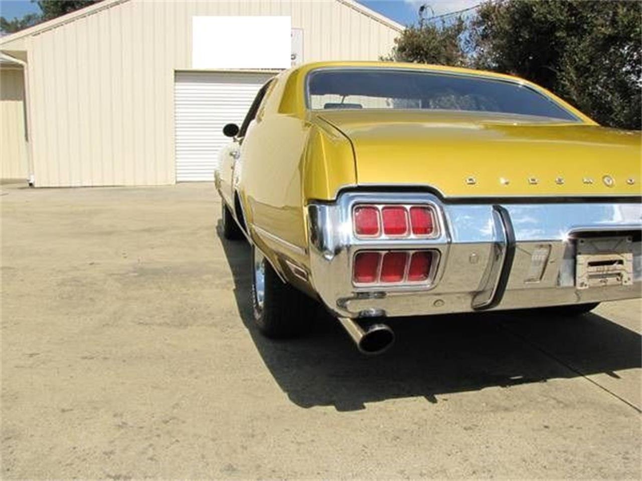Large Picture of 1972 Oldsmobile Cutlass located in Michigan - $21,895.00 Offered by Classic Car Deals - PGSP