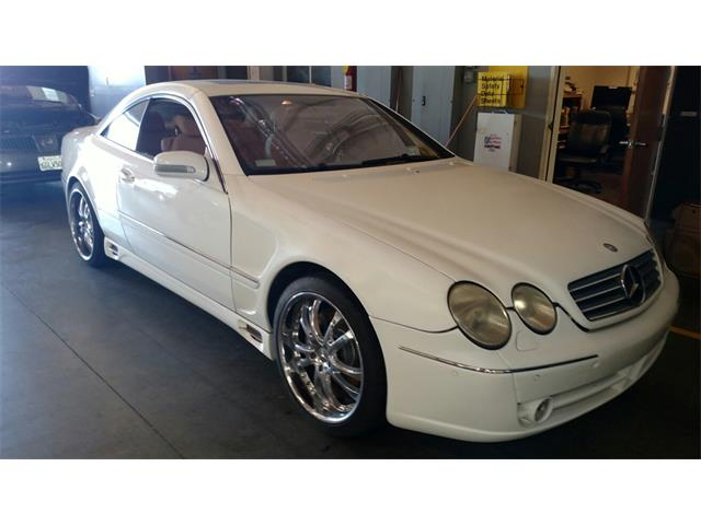 Picture of '02 Mercedes-Benz CL500 located in Palm Springs California Auction Vehicle - PB4H