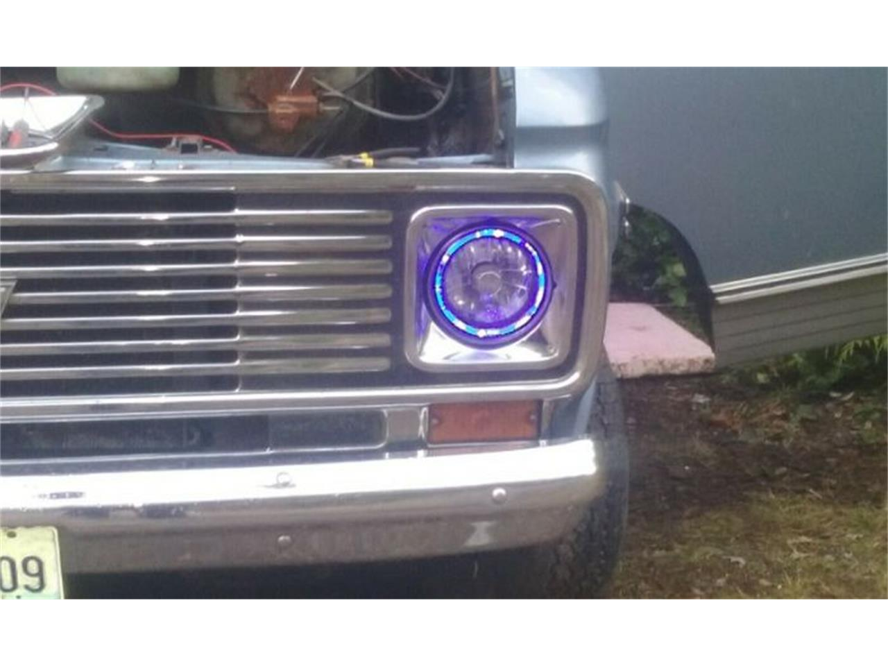 Large Picture of 1977 Chevrolet G20 located in Cadillac Michigan - $6,495.00 - PGSQ