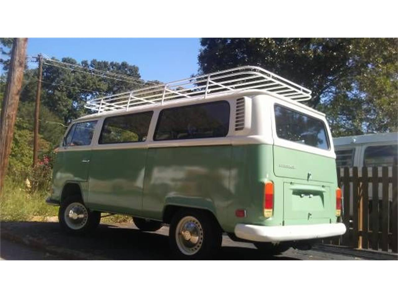 For Sale: 1972 Volkswagen Bus in Cadillac, Michigan