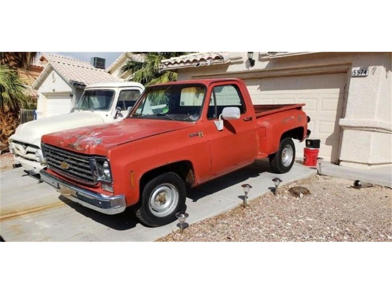 Large Picture of 1974 C10 located in Cadillac Michigan - $7,495.00 Offered by Classic Car Deals - PGSS