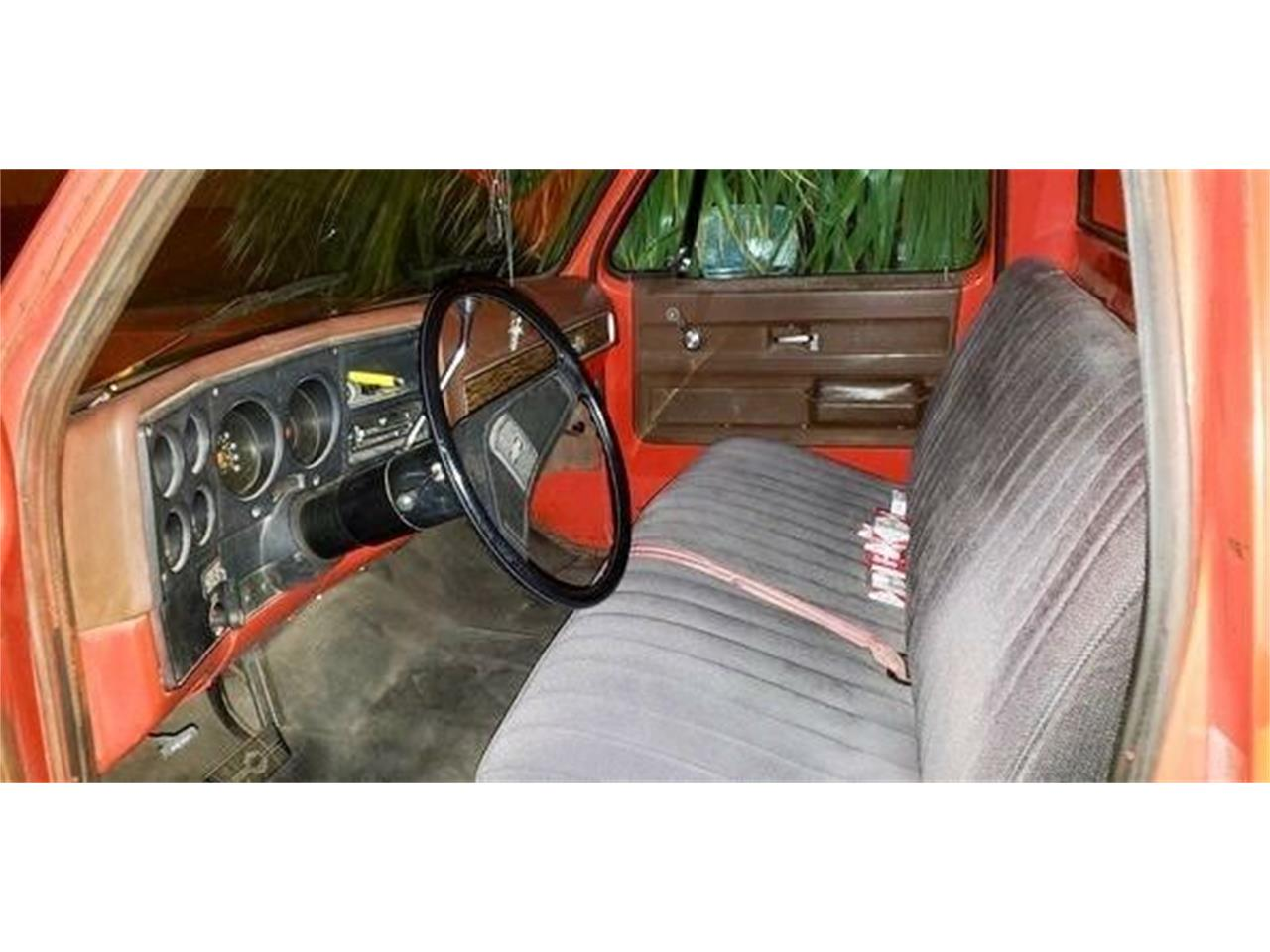 Large Picture of '74 Chevrolet C10 located in Cadillac Michigan - PGSS