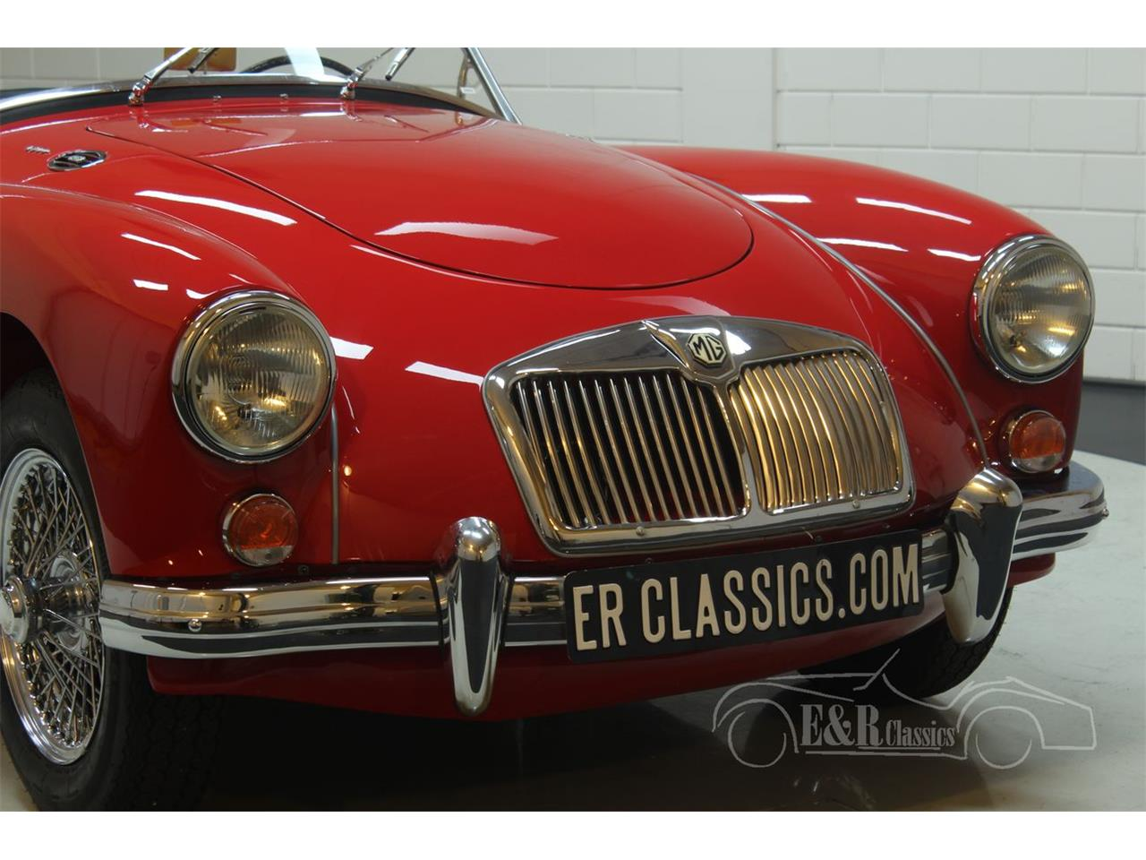 Large Picture of '59 MG MGA located in Waalwijk - Keine Angabe - Offered by E & R Classics - PGST